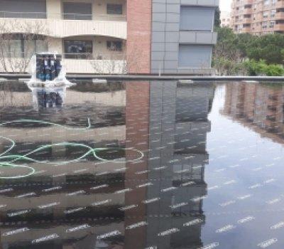 Prueba estanqueidad Tarragona